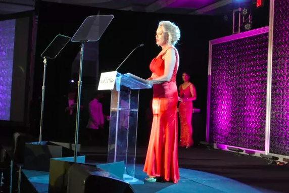 Dr. Rondi Walker Presenting