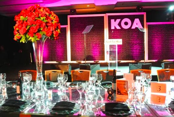 KOA Stage